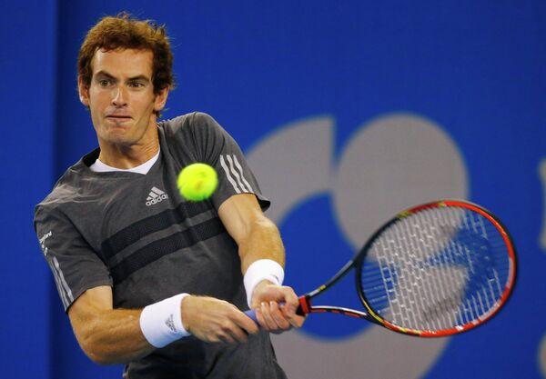 Энди Маррей на теннисном турнире в Пекине