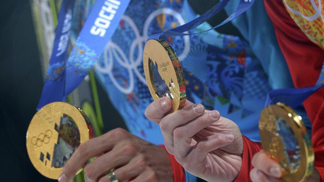 МОК потребовал от Зубкова и еще 10 россиян вернуть медали ОИ в Сочи