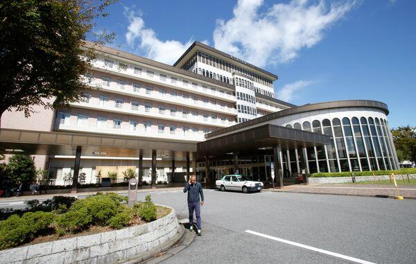 Госпиталь, в котором содержится Жюль Бьянки