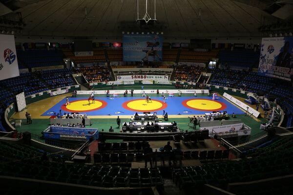 Чемпионат мира по самбо