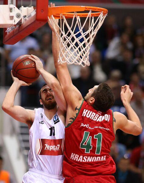 Никита Курбанов (справа) и Джейк Одум