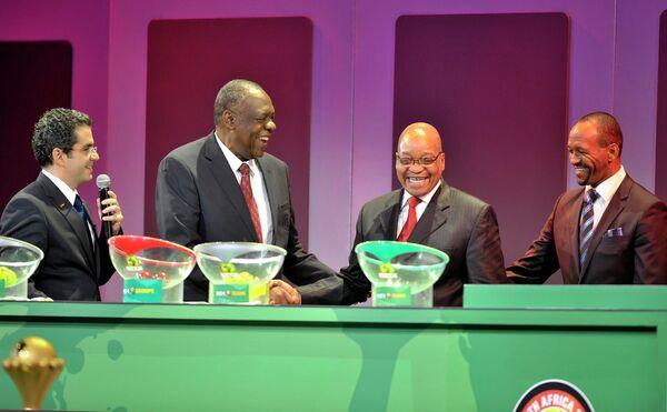 Кубок африканских наций по футболу CAF 2015