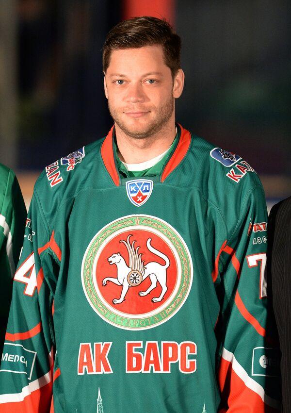 Сергей Костицын