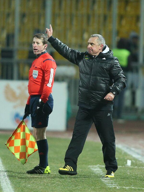 Главный тренер КубаниЛеонид Кучук
