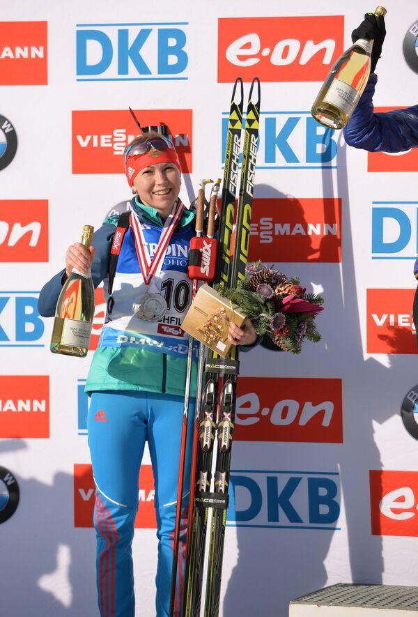 Екатерина Глазырина