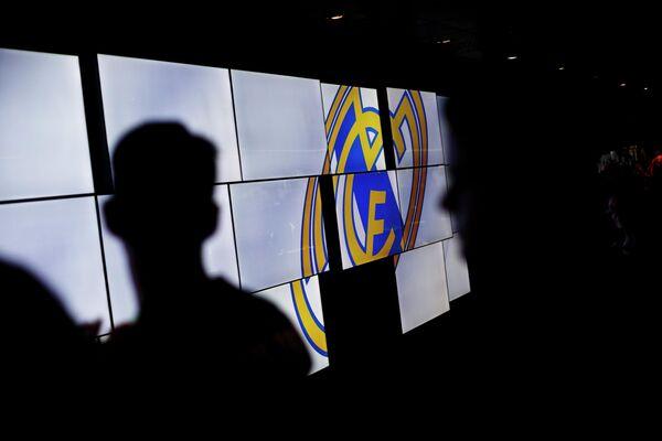 Логотип мадридского Реала