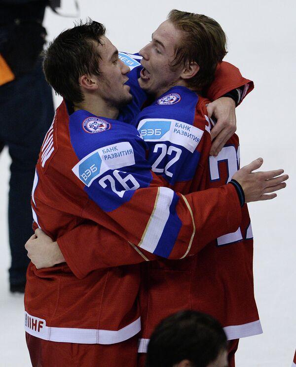 Владимир Брюквин (слева) и Иван Барбашев