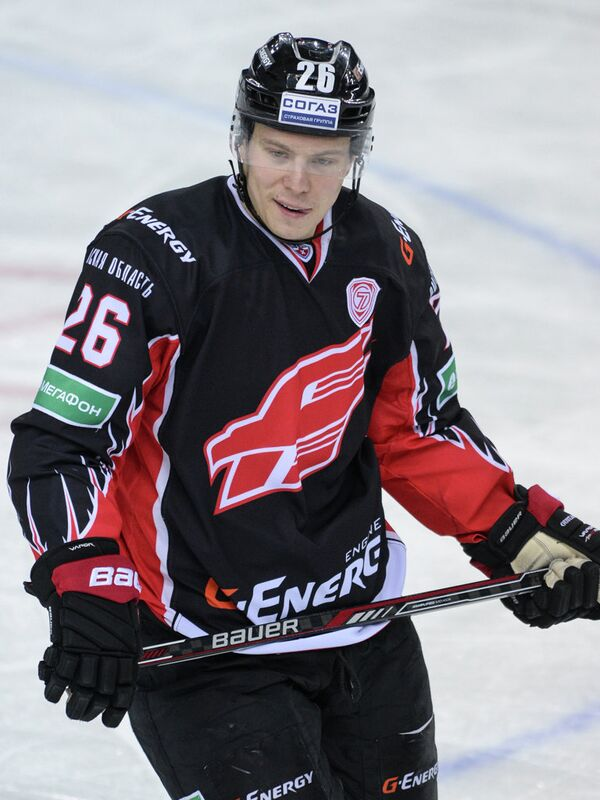Эрик Густафссон