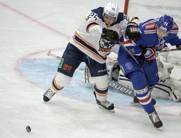Туукка Мянтюля (слева) и Антон Бурдасов