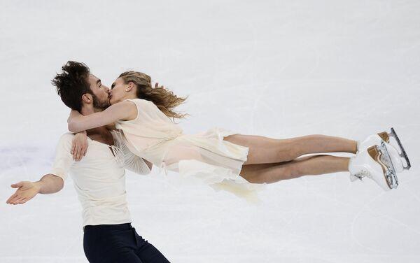 Габриэлла Пападакис и Гийом Сизерон (Франция)