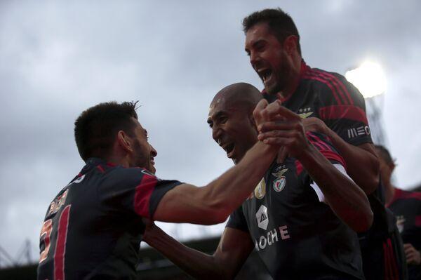 Футболисты Бенфика