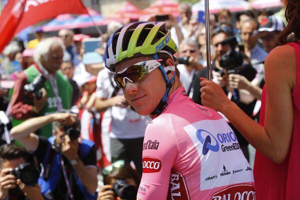 Австралийский велогонщик Саймон Кларк