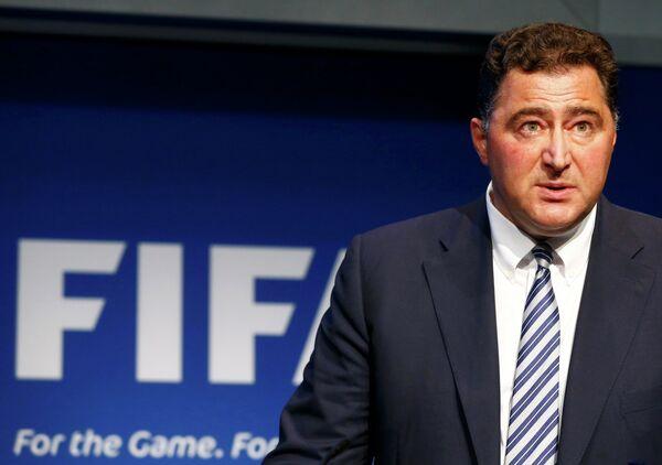 Председатель комиссии по аудиту и соблюдению правил ФИФА Доменико Скала