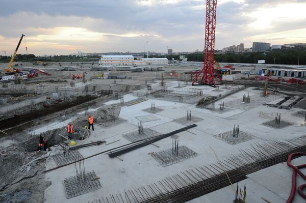 Стадион Ростов-Арена