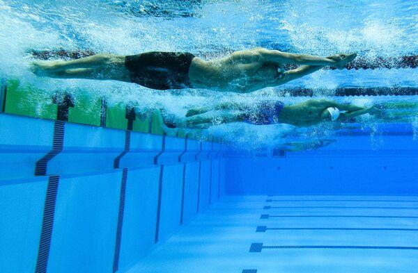 I Европейские игры. Плавание. Третий день