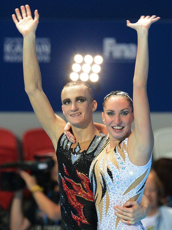 Александр Мальцев и Дарина Валитова (Россия)
