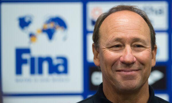 Главный тренер сборной США по плаванию Дэвид Сало