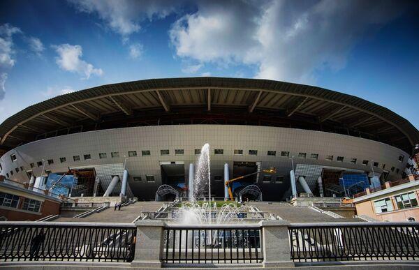 Стадион Зенит-Арена на Крестовском острове