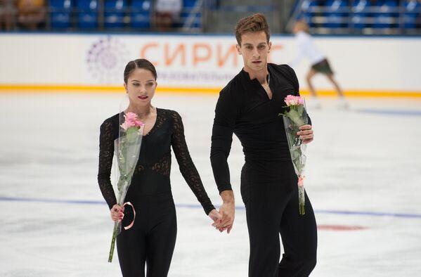 Вера Базарова и Андрей Депутат