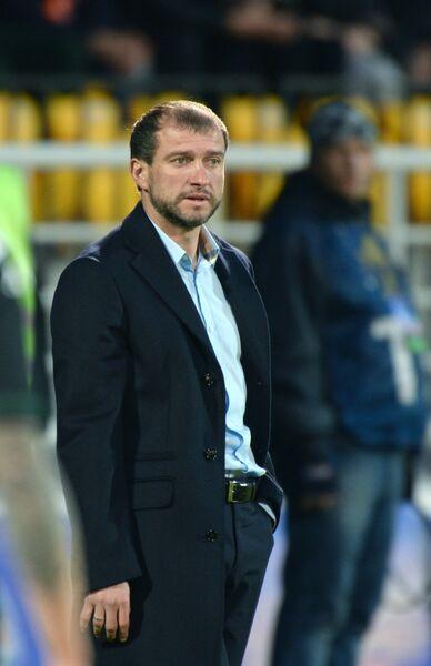 Главный тренер Урала Вадим Скрипченко