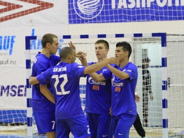 Игроки МФК Газпром-Югра