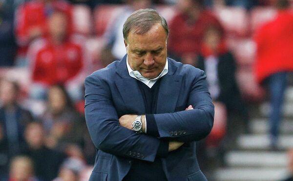 Нидерландский футбольный тренер Дик Адвокат