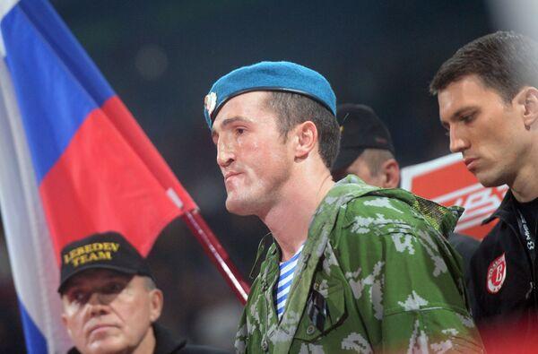 Денис Лебедев (Россия)