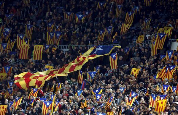 Болельщики Барселоны