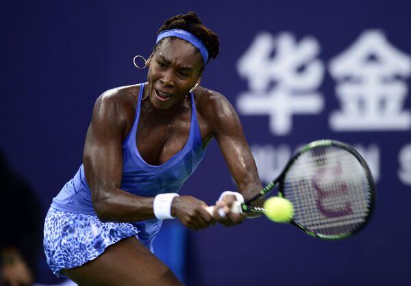 Американская тениссистка Винус Уильямс