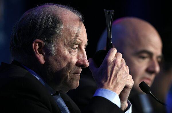 Глава оргкомитета Евро-2016 Жан Ламбер