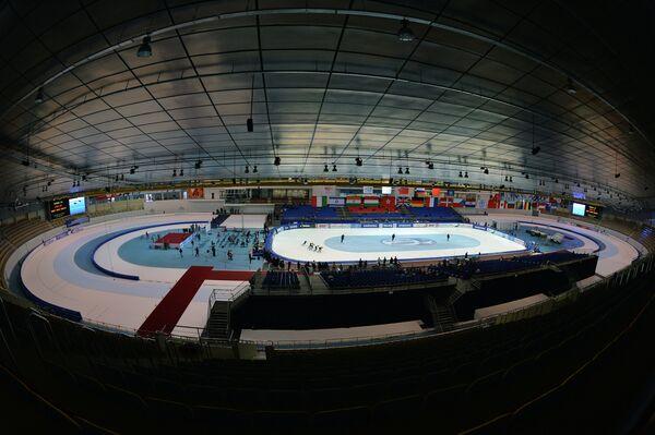 Центр конькобежного спорта Коломна