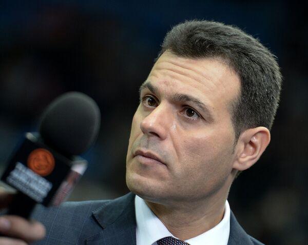 Главный тренер ПБК ЦСКА Димитрис Итудис