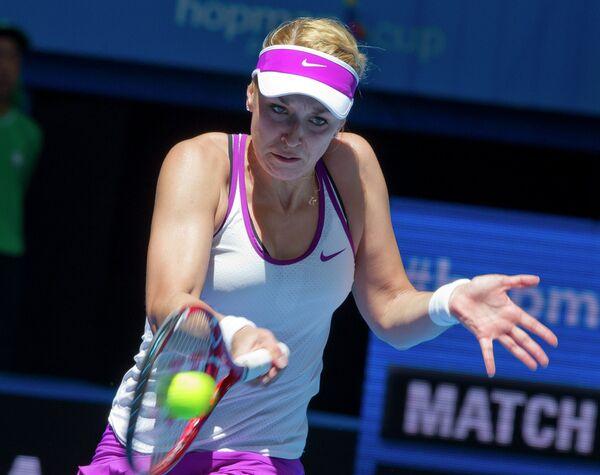 Немецкая теннисистка Сабина Лисицки