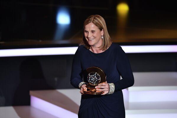 Главный тренер женской сборной США Джилл Эллис