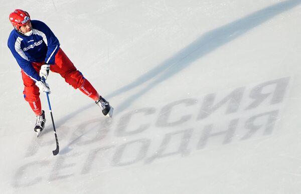 Игрок сборной России