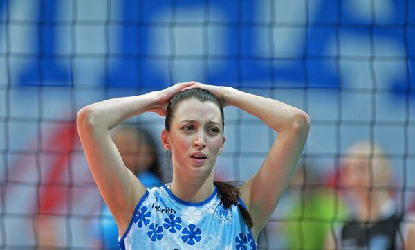Волейболистка Динамо-Казань Евгения Старцева