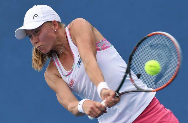 Шведская теннисистка Юханна Ларссон