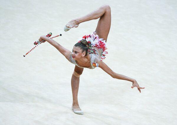 Александра Солдатова (Россия)