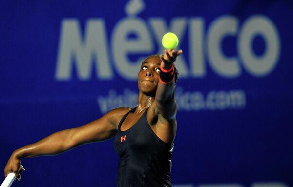 Американская теннисистка Слоан Стивенс