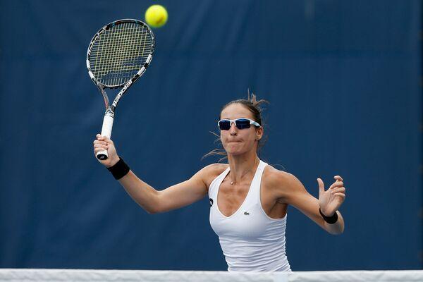 Испанская теннисистка Аранча Парра Сантонха