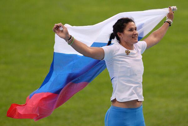 Татьяна Белобородова (Лысенко)