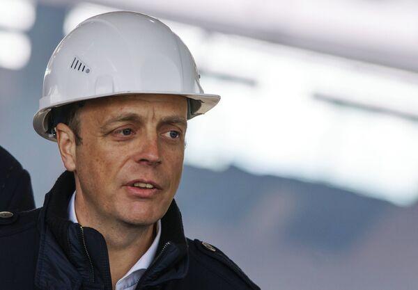 Директор департамента FIFA по проведению соревнований Колин Смит