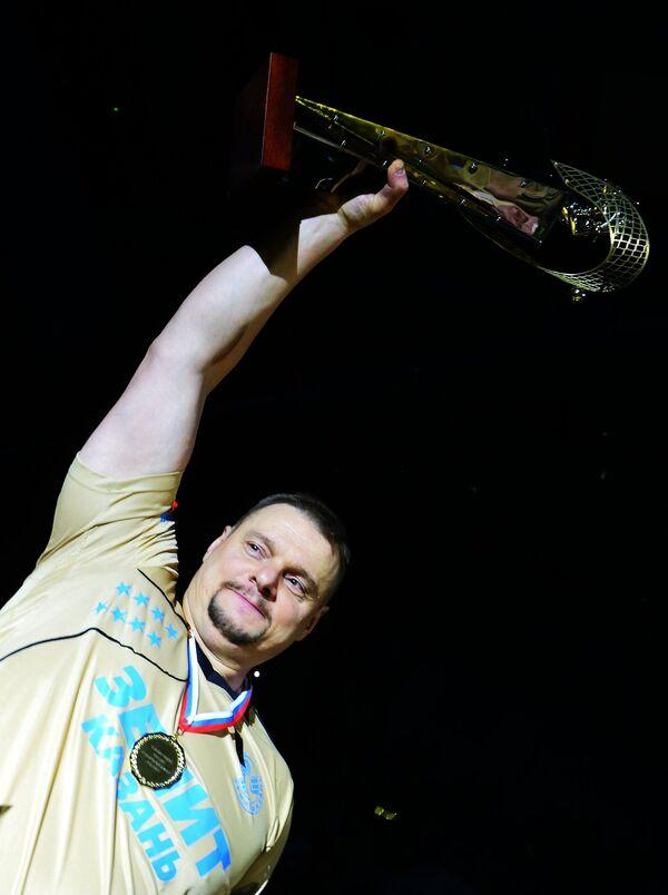 Главный тренер казанского Зенита Владимир Алекно