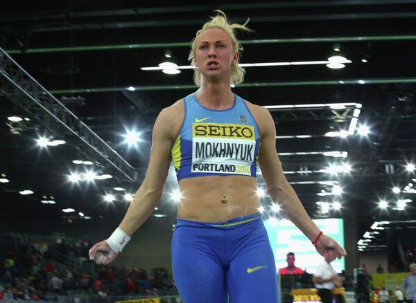 Анастасия Мохнюк