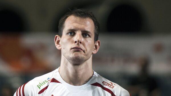 Волейболист сборной Польши Бартош Курек