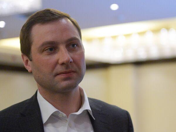 Президент Объединенного хоккейного клуба Крылья Советов Алексей Морозов