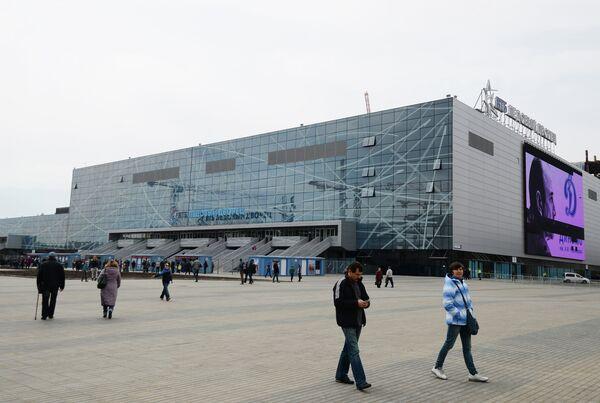 Внешний вид ВТБ Ледовый дворец Арена Легенд