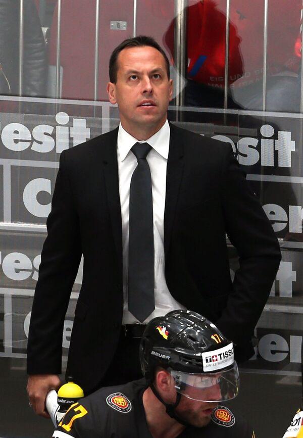 Главный тренер сборной Германии Марко Штурм