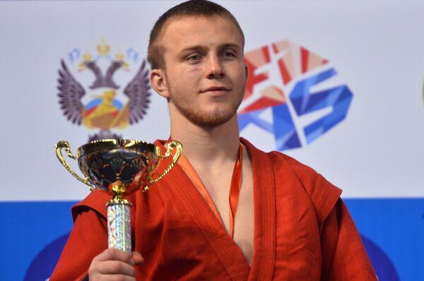 Иван Ложкин (Россия)