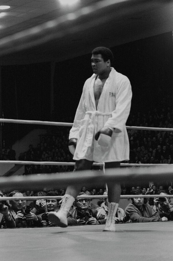Мохаммед Али (архив, 1976 год)